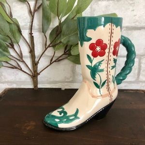 UNIQUE COWBOY BOOT MUG